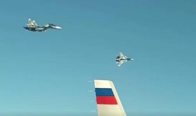 إف-15، سو-27
