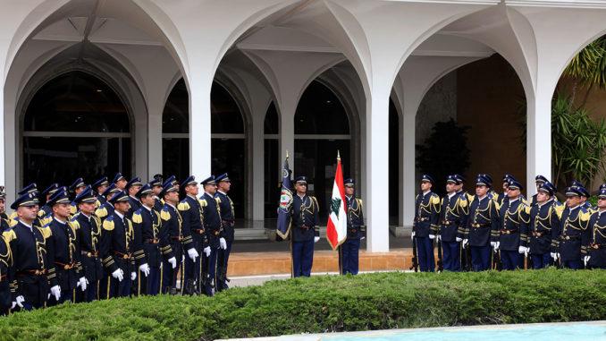 الحرس الجمهوري اللبناني