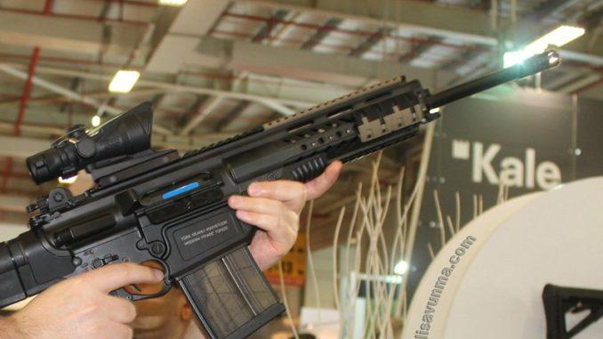 بندقية تركية
