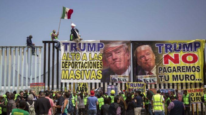 الحدود الأميركية مع المكسيك