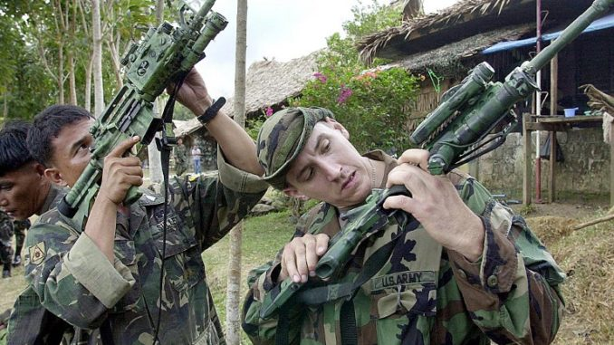 بندقية M4A1