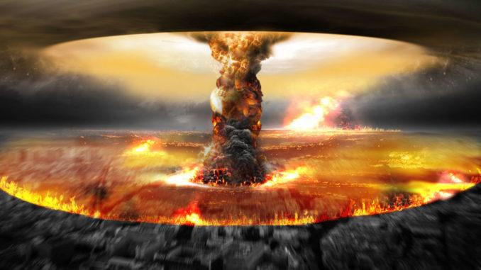 إنفجار نووي