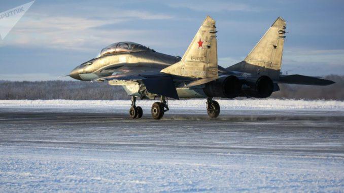 مقاتلات ميغ-29