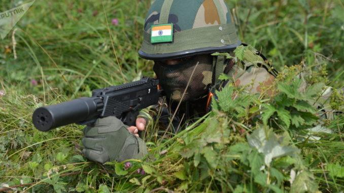 القوات المسلحة الهندية