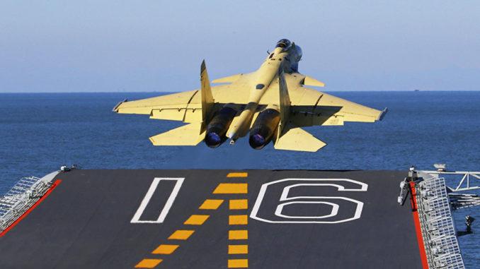 مقاتلة جي-15 الصينية (صورة أرشيفية)