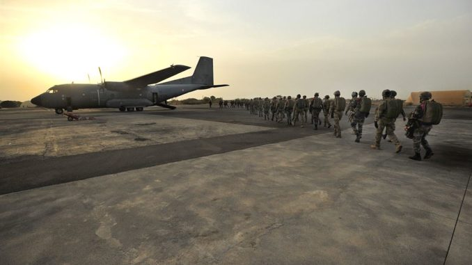 القاعدة العسكرية