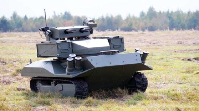 روبوت برسيرك البيلاروسي