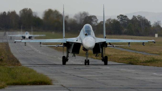مقاتلة سوخوي سو- 35 الروسية