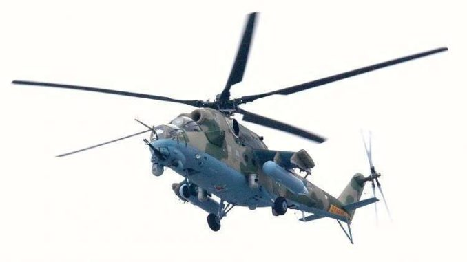 """مروحية """"مي - 35"""" الروسية"""