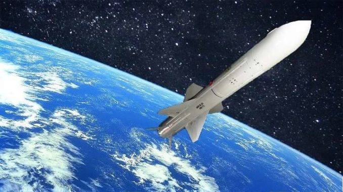صاروخ مضاد للأقمار الإصطناعية