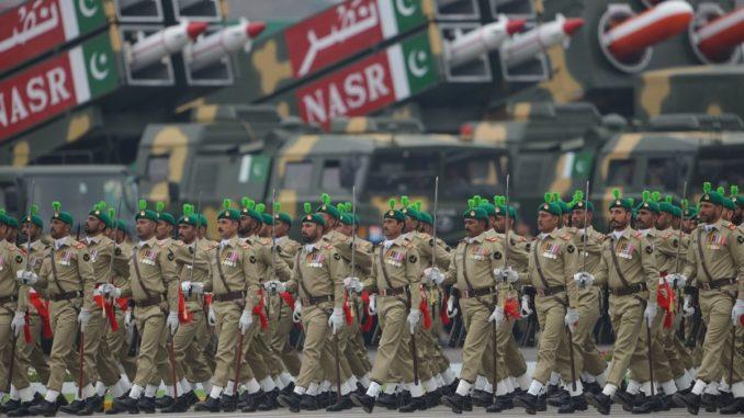 العرض الباكستاني