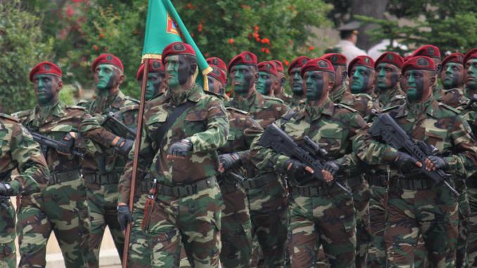 القوات الخاصة الأذرية