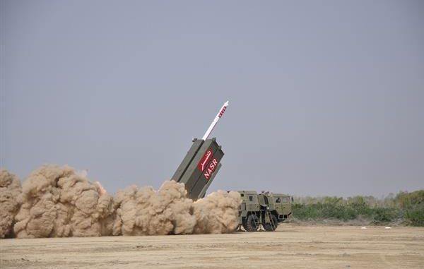 صاروخ باكستاني