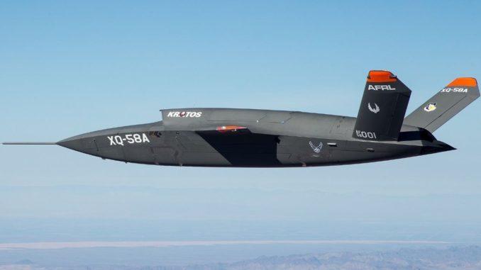 مركبة XQ-58A Valkyrie