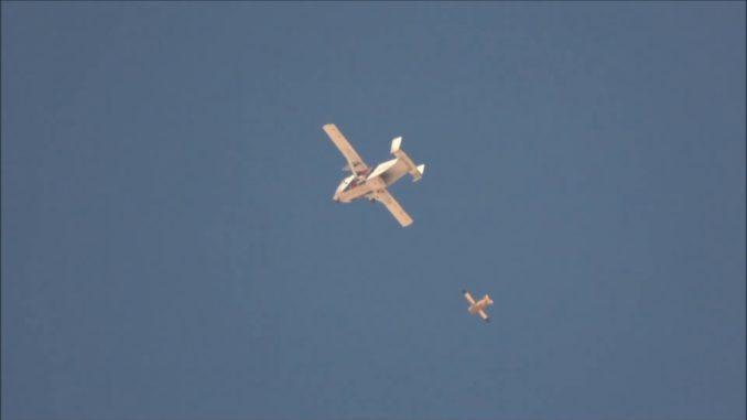 طائرة بدون طيار Glider