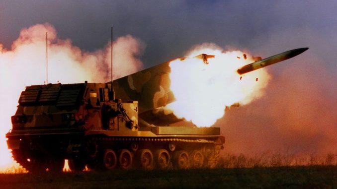 منصة إطلاق صواريخ Guided Multiple Launch Rocket