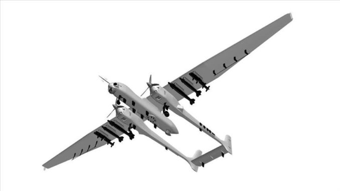 طائرة العنقاء 2