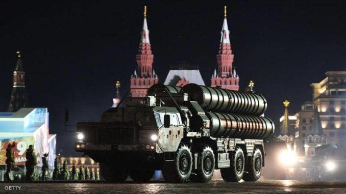 منظومة صواريخ إس-400 الروسية (صورة أرشيفية)