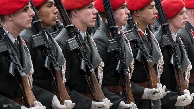 الجيش النمساوي