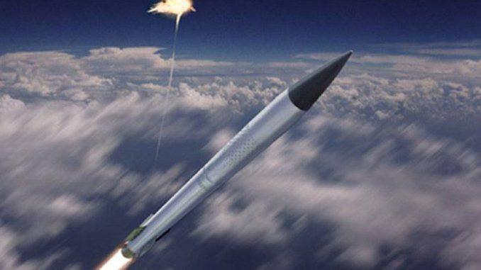 صاروخ مصاد للأقمار الإصطناعية