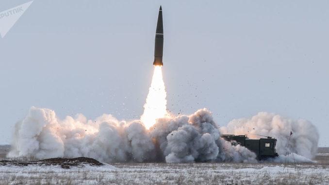 صاروخ اسكندر