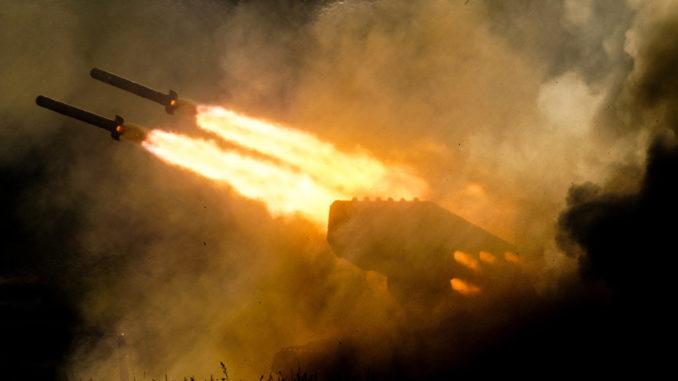 راجمة صواريخ سولنتسيبيوك