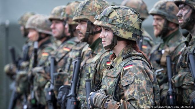 القوات المسلحة الألمانية