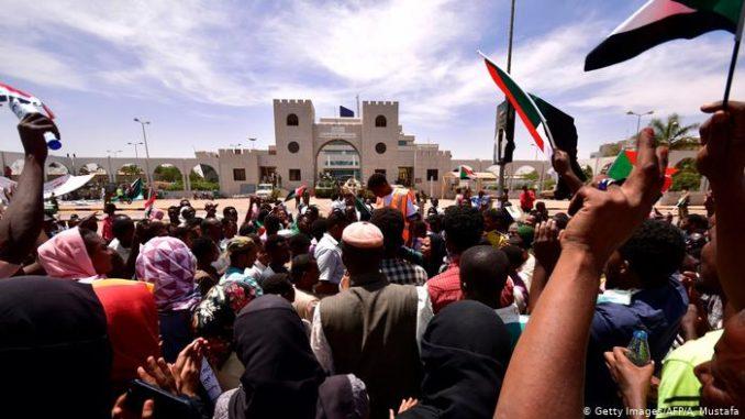 تظاهرات الخرطوم