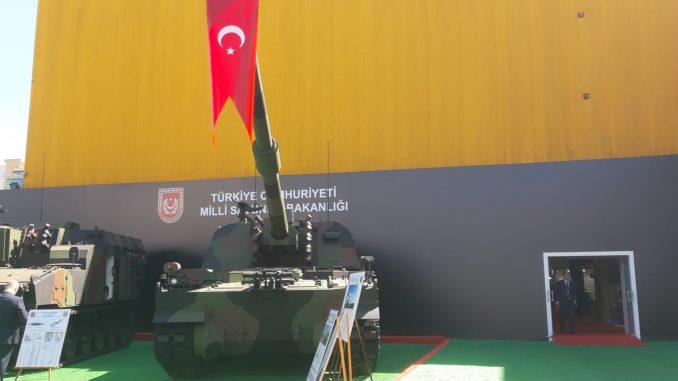 دبابة تركية