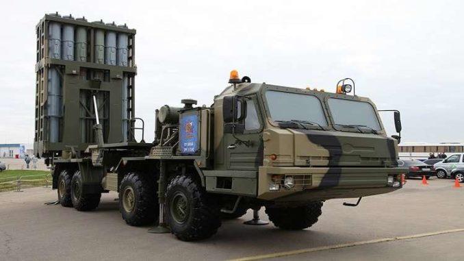 """منظومة """"أس - 350"""" الروسية للدفاع الجوي"""
