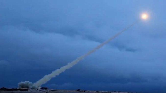 """صاروخ """"بوريفيستنيك"""""""