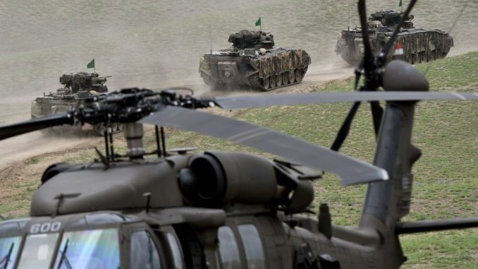 قوات ألمانية