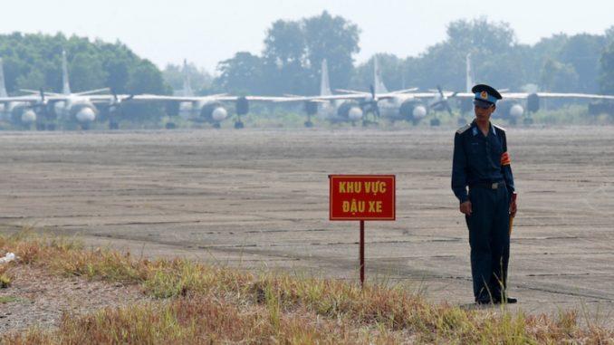 جندي فيتنامي