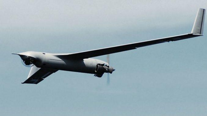 طائرة Scan Eagle بدون طيار المسيّرة (صورة أرشيفية)