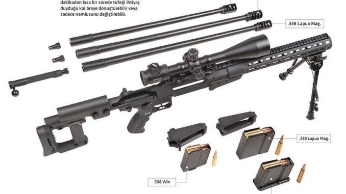 بندقية قناصة