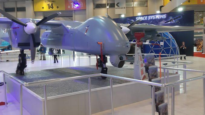 طائرة العنقاء أكسونغر من إنتاج شركة TAI