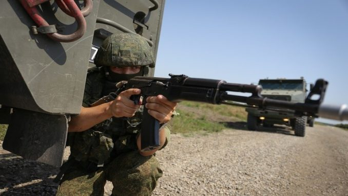 بندقية روسية