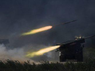"""راجمة الصواريخ """"تورنادو - إس"""""""