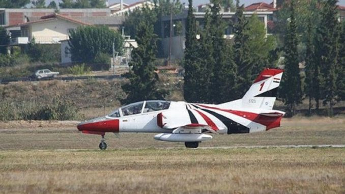طائرة التدريب المصرية K8E