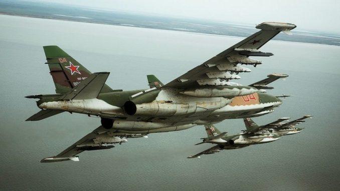 """طائرة """"سو-25 إس إم 3"""" الروسية"""