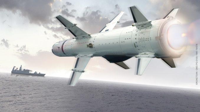 صاروخ ATMACA من إنتاج شركة Roketsan التركية