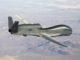 طائرة RQ-4B Global Hawk بدون طيار الأميركية