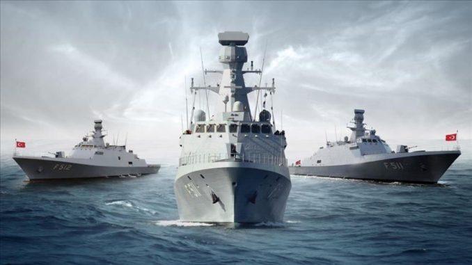 سفن عسكرية