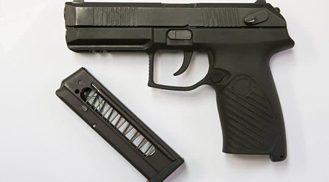 مسدس الجيش الروسي الجديد