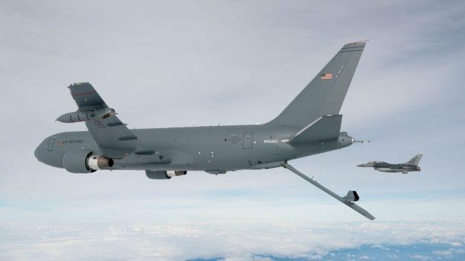 طائرة KC-46A