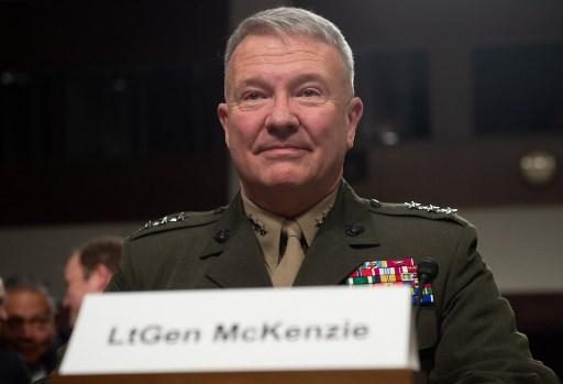 الجنرال كينيث ماكنزي