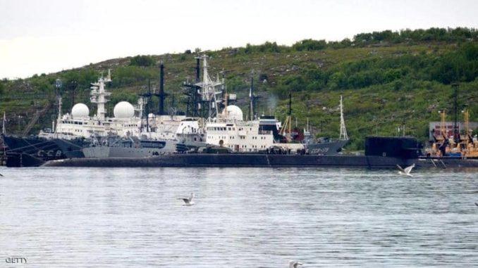 غواصة لوشاريك تعد من بين أكثر السفن سرية في البحرية الروسية