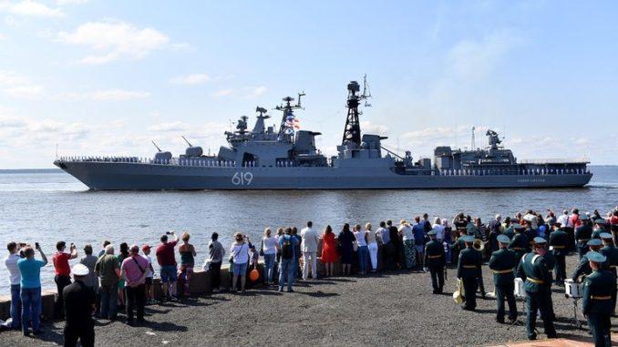 الأسطول الروسي