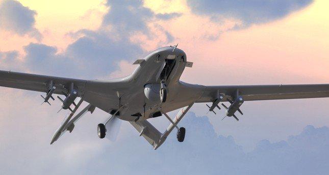 طائرات بايراكتار بدون طيار التركية