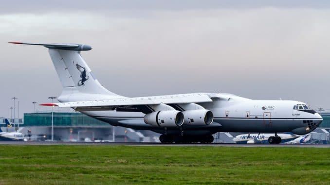 طائرة Il-76MF